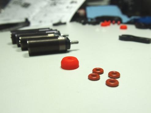 Orig pohjauskumi ja korvaavat vanhat iskarin o-renkaat